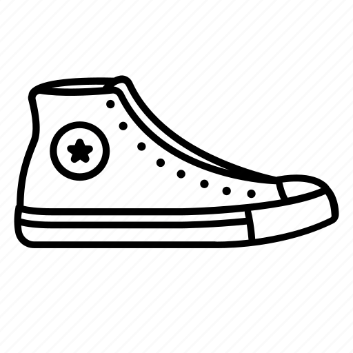 boot, converse, shoe, shoes, sneaker, sneakers, vintage icon