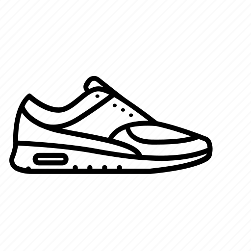 air, airmax, nike, shoe, shoes, sneaker, sneakers icon