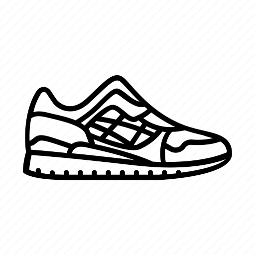 asics  boots  shoe  shoes  skate  sneaker  sneakers icon
