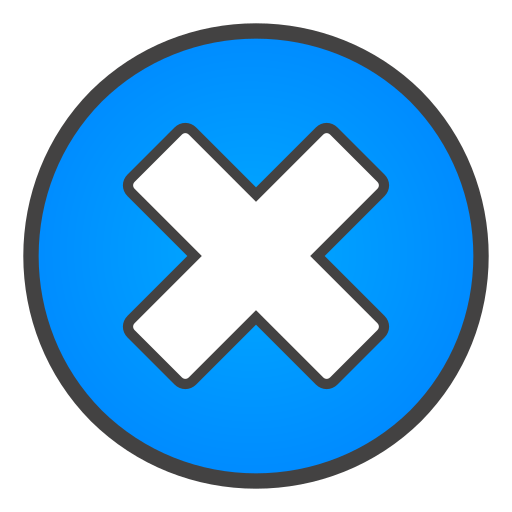 remove, sign icon