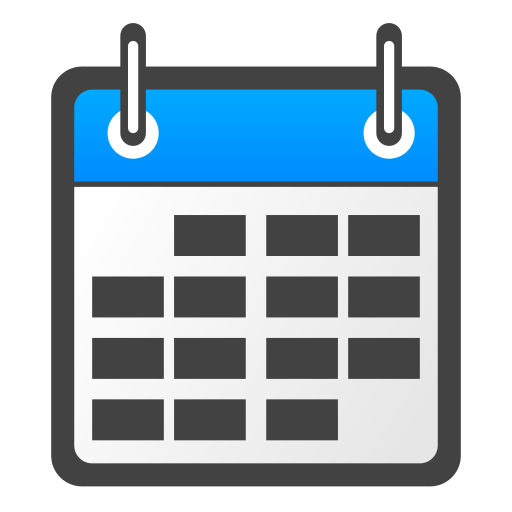 Kalender met alle workshops