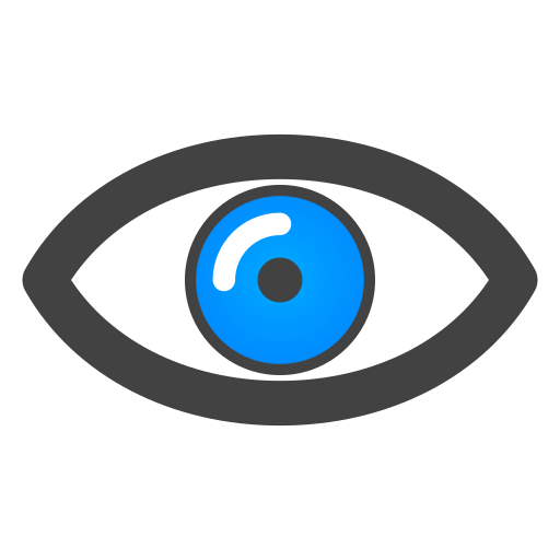 eye, open icon