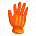 board, cartoon, clothes, glove, snowboard, sport, winter icon