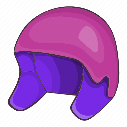 cartoon, helmet, illustration, snow, snowboard, snowboarding icon