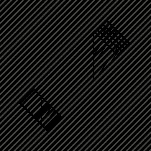 bottle, flask, tilted, tilted bottle icon
