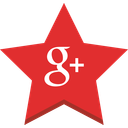best, google, new, plus, socal, star icon