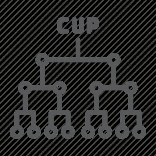 cup, football, league, soccer, sport, tournanment icon