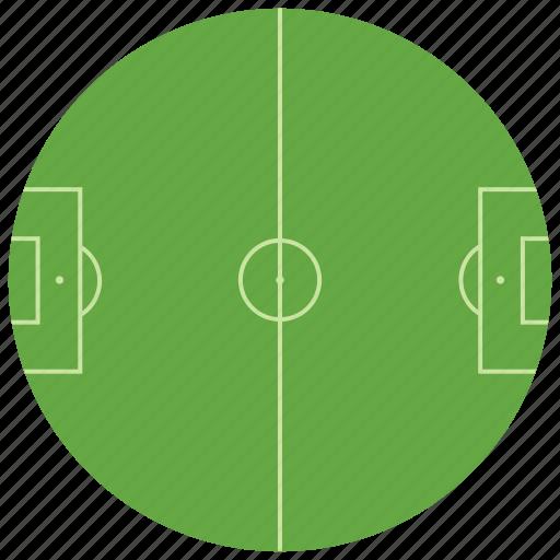 activity, field, football, soccer, sports icon