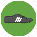 football, footwear, shoe, sneakers, soccer icon