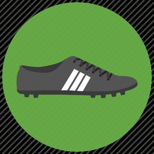 football, footwear, shoe, sneakers, soccer icon