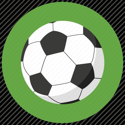 ball, exercise, football, soccer, sport icon