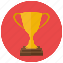 award, reward, trophy, winner icon