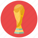 activity, cup, football, soccer, sports, trophy, world
