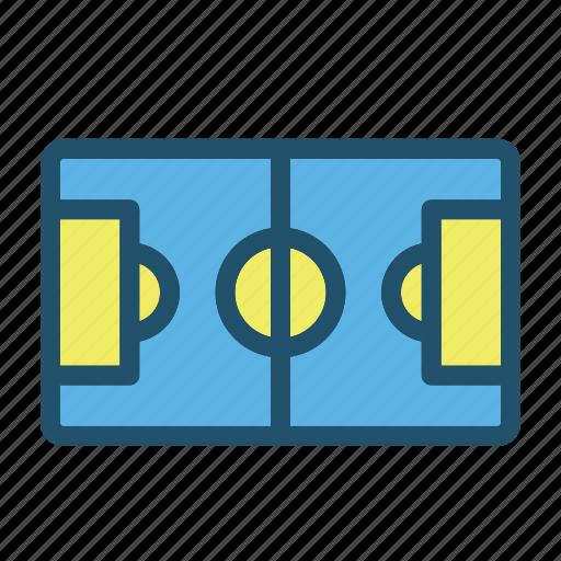 ball, field, football, game, goal, soccer, sport icon