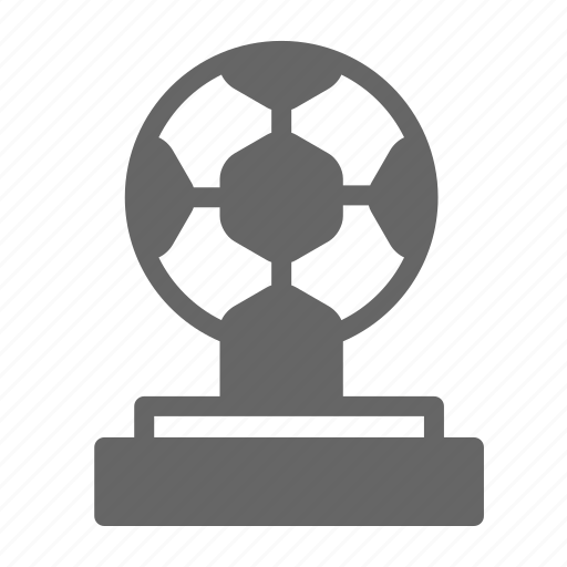 ball, football, game, goal, soccer, sport, trophy icon