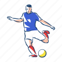 ball, football, footballer, france, player, soccer, sport