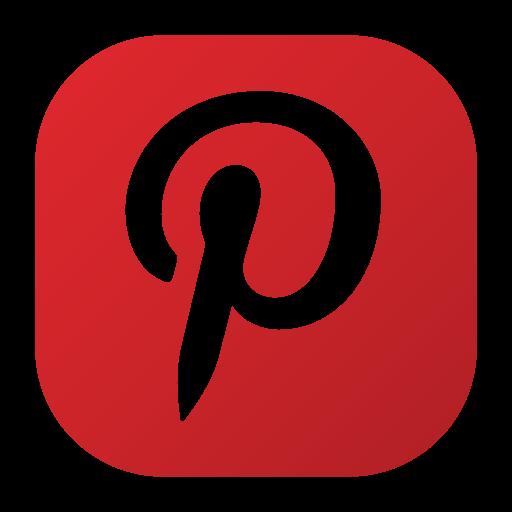 logo, pin, pinterest, social icon
