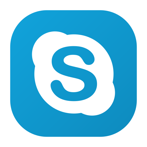 call, chat, communication, logo, skype, social icon