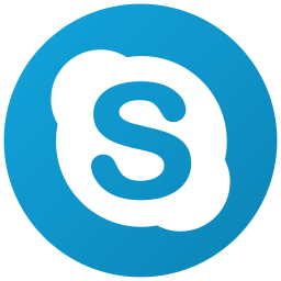 call, chat, communication, skype, social, talk icon