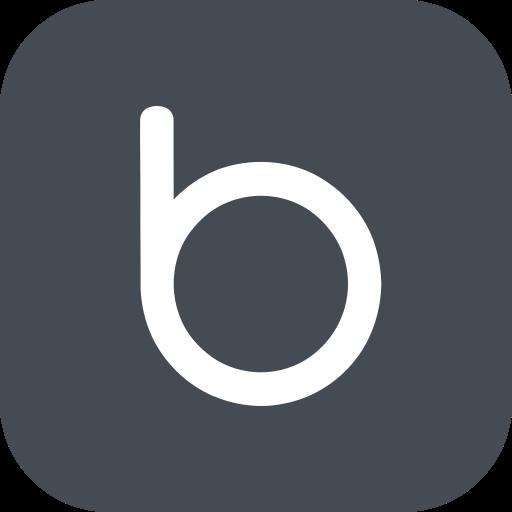 badoo, chat, communication icon