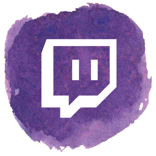 game, gamer, social, twitch, video icon