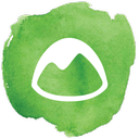 basecamp, mountain, social, social media, social network icon