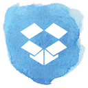 box, drop, drop-box, dropbox icon