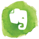 elephant, evernote, social, social media icon