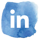 linked in, linkedin, professional, social, social media, social network icon