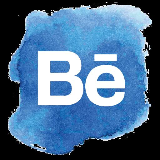 behance, social, social media, social network icon