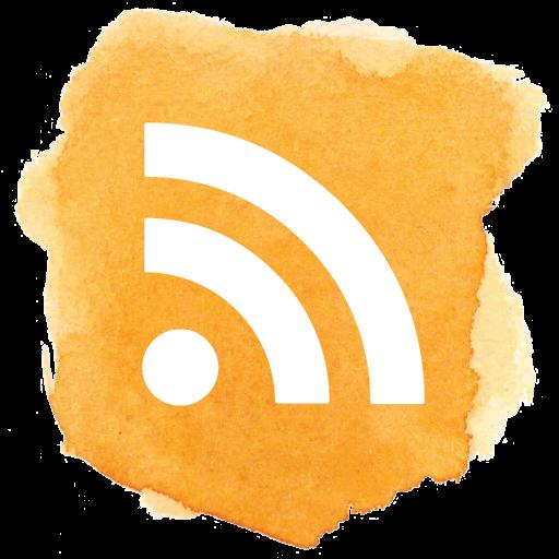 blog, feed, follow, rss, social, social media, subscribe icon