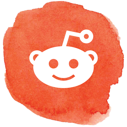reddit, social, social media icon