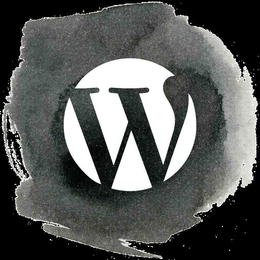 blog, word press, wordpress icon
