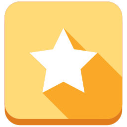achievement, award, bookmark, browser, favorite, favorites, favourites, prize, rating, star, winner icon