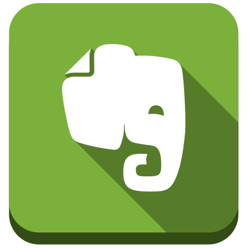 elephant, ever note, evernote icon