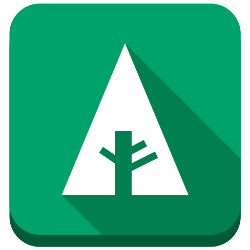forest, forrst icon