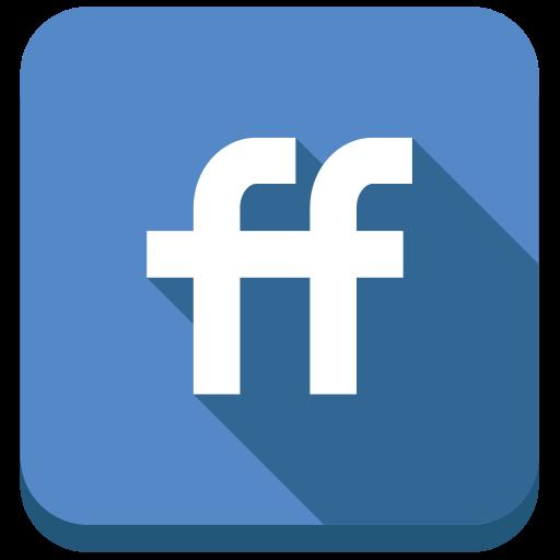 friend feed, friendfeed icon
