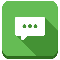 bubble, chat, comment, communication, forum, hint, message, speech, talk icon