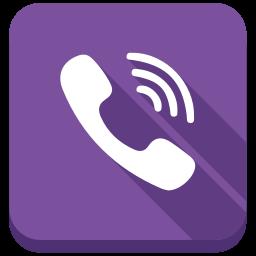 call, phone, viber icon