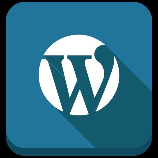 blog, blog engine, wordpress icon