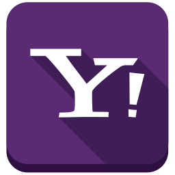 bookmarks, yahoo icon