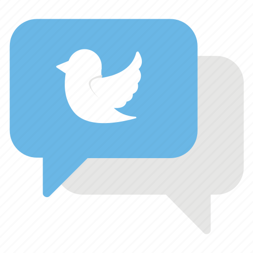 connection, network, social, tweet, twitter icon