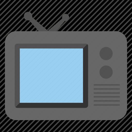 broadcasting, electronic media, entertainment, mass media, television icon