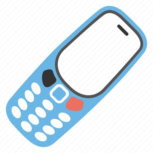 cell phone, communicating device, handset, mobile phone, telephone icon