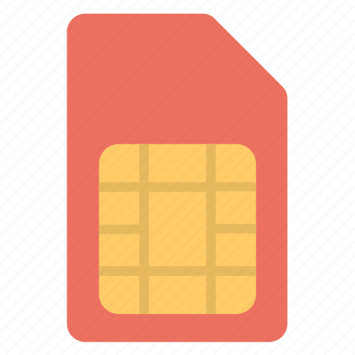 communication technology, connection accessibility, mobile connectivity, mobile operator, sim card icon