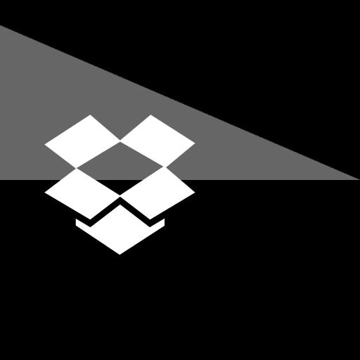 brand, company, dropbox, flag, logo, media, social icon