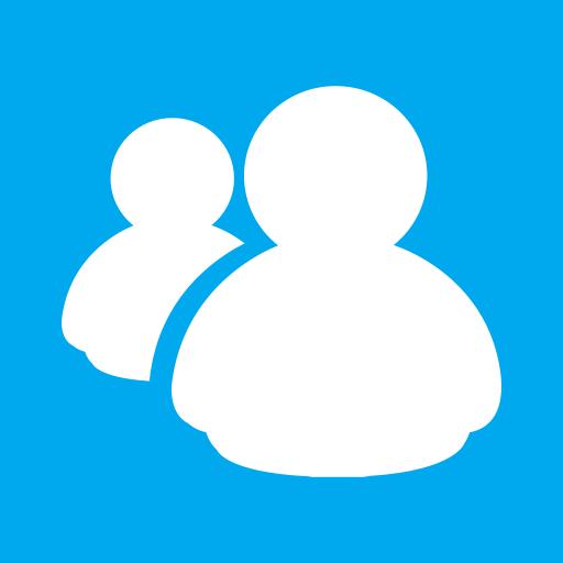 messenger, microsoft, msn, speech icon