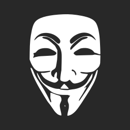 anonymous, avatar, communication, creative, crime, cyber, hacker, head, human, male, man, person, profile icon