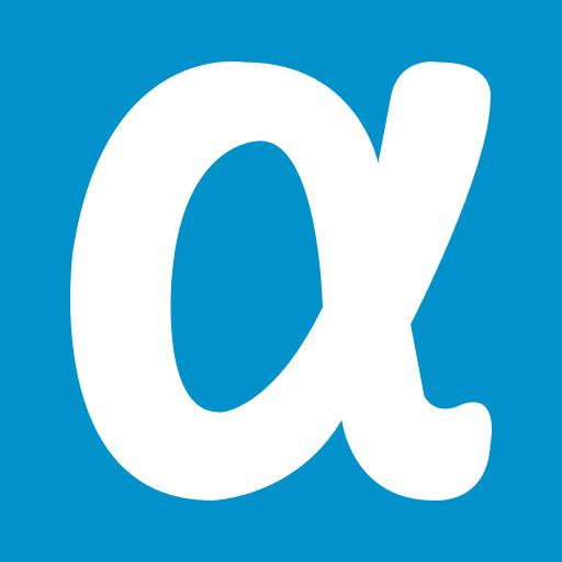 alfa, app, app.net, net icon