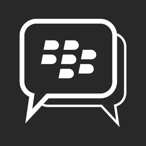 bbm, blackberry, communication, communicator, corporate, instant, messenger, raspberry, wireless icon